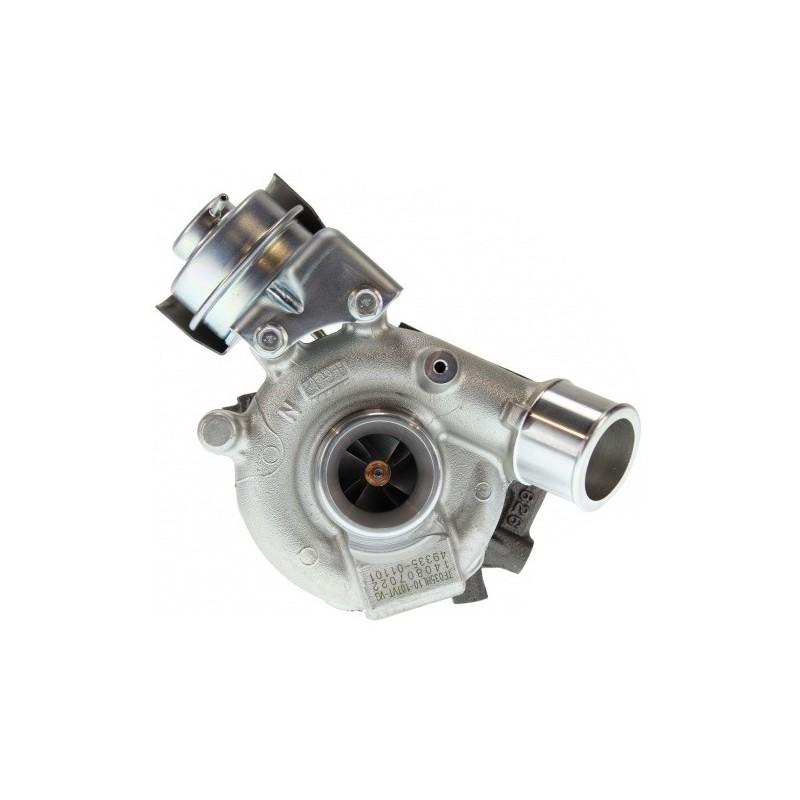 Repas turba - 1.8 HDI 110kW