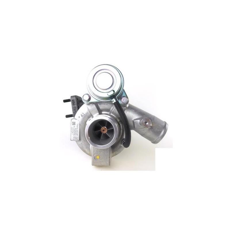 Turbo - 3.0 HDi 116kW