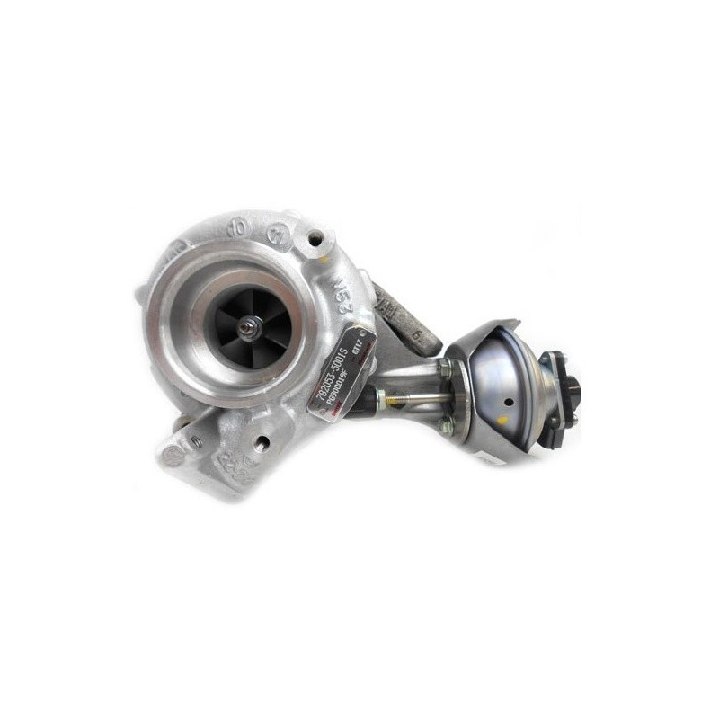 Turbo - 2.0 HDi 88kW s DPF