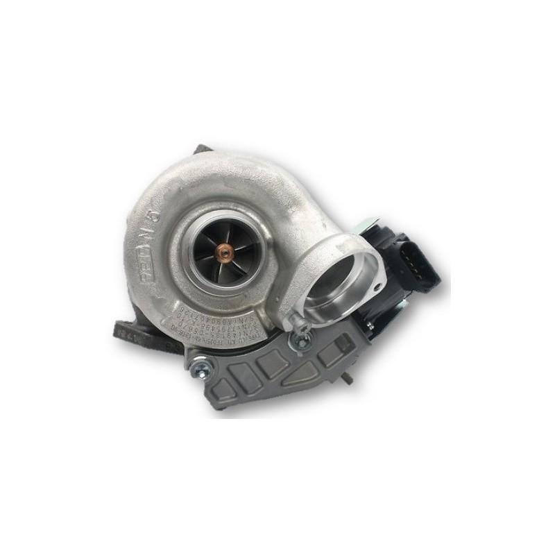 Turbo - 118 d 90kW, M47TU2D20 z DPF