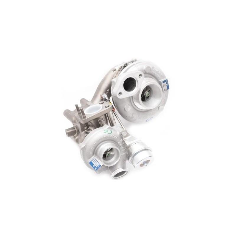 Turbo - 123 d 150kW, N47D20 Bi-Turbo