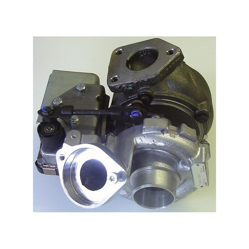 Turbo - 320 d 110kW, M47TuD20 (Euro 4)