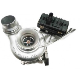 Turbo - 320 d 120kW, N47D20