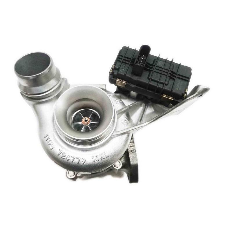 Turbo - 320 d 120kW, N47D20