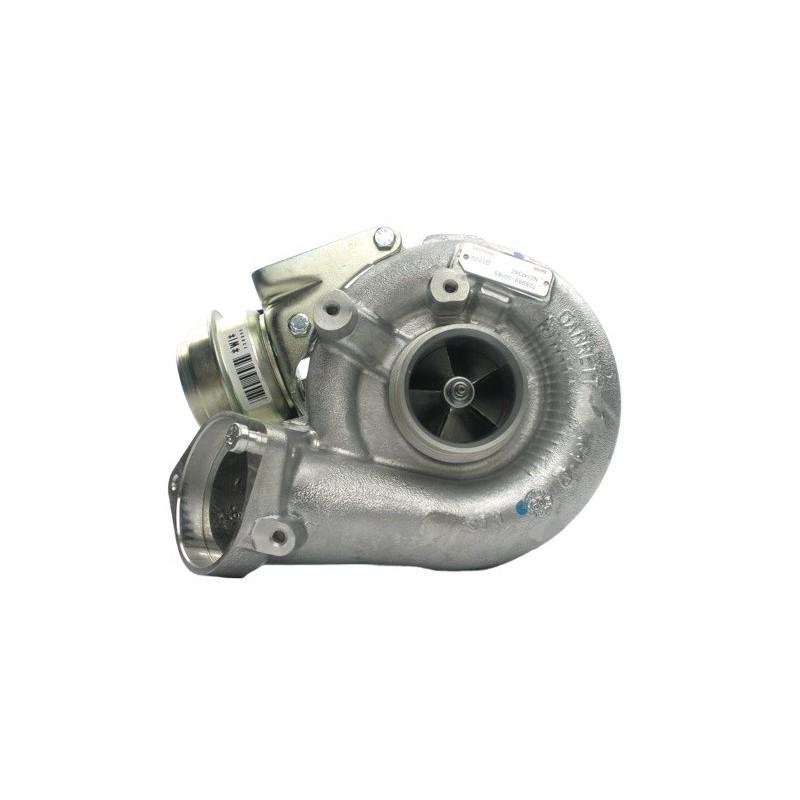 Turbo - 330 d 150kW, M57 EURO 3