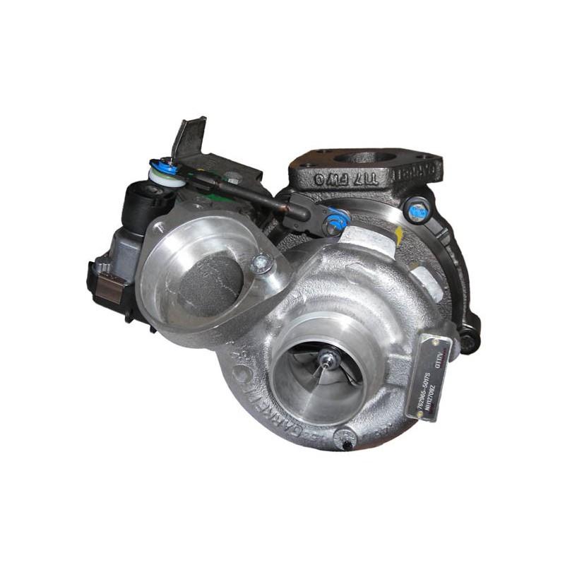 Turbo - 520 d, 110kW, M47D20