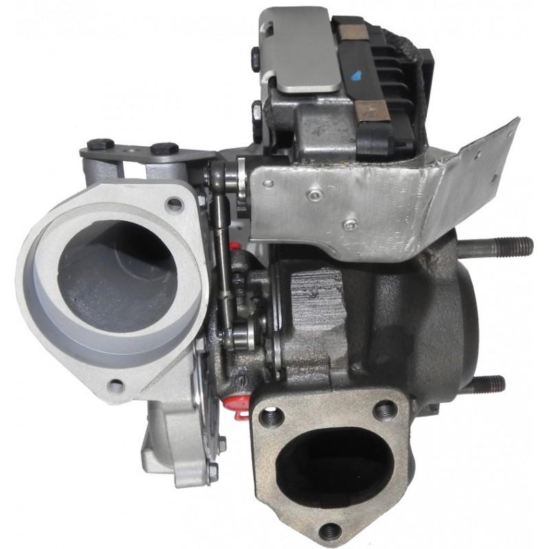 Turbo - 525 d, 130kW, M57D25