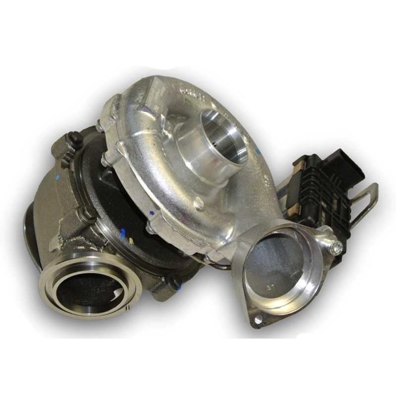 Turbo - 525 d, 145kW, M57D30UL