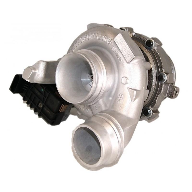Turbo - 330 d 180kW, N57D30 (Euro 5)