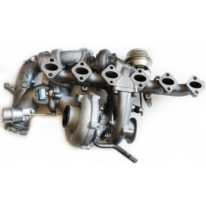 Turbo - 535 d, 200kW, M57D30TOP (Bi Turbo)