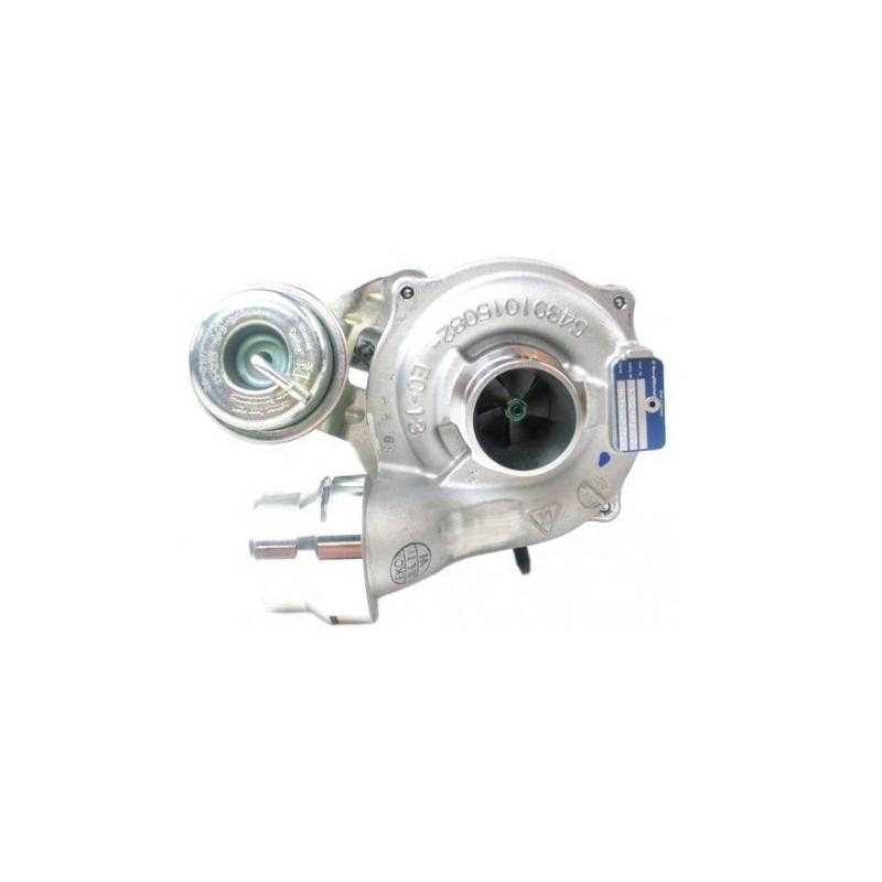 Turbo - CAPTUR 1.5 dCi, K9K, 66Kw - 90PS