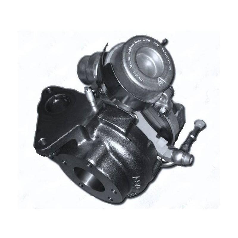 Turbo - Clio III 1.5 dCi, K9K FAP, 80 Kw - 109 PS