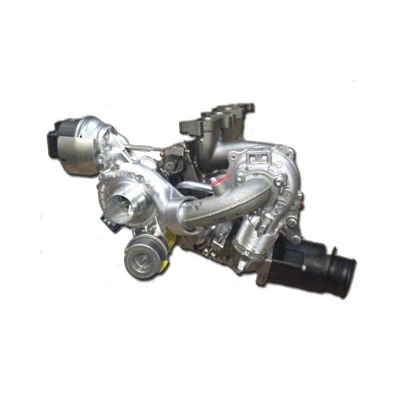 Repas turba - 2.0 BiTDI, 120 Kw, Motor: CFCA