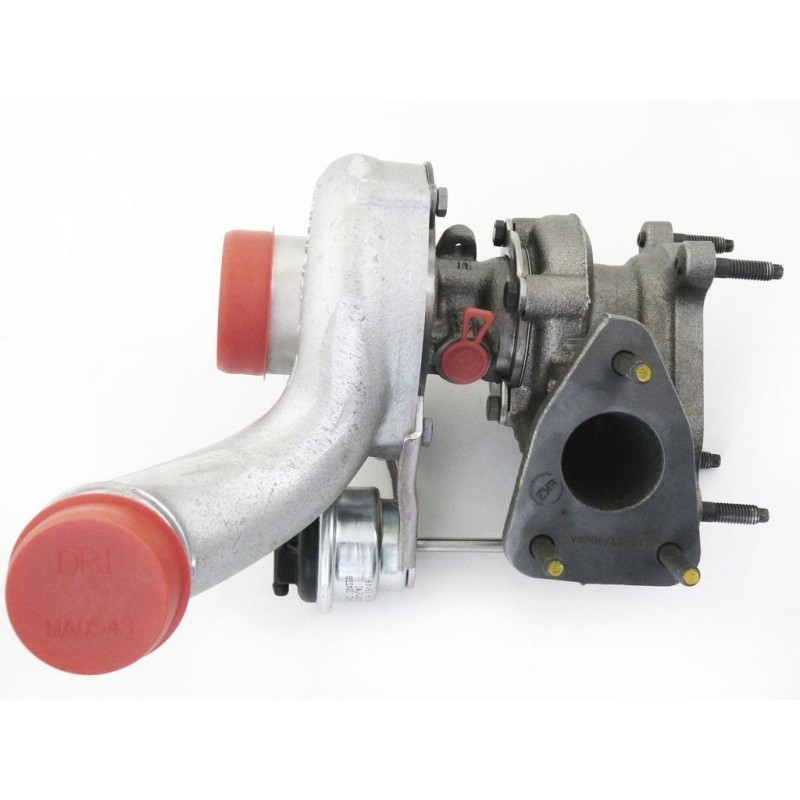 Turbo - Master II 2.5 dCI, G9U-754, 73 Kw - 100 PS