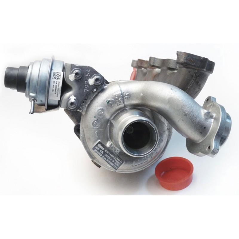 Turbo - AMAROK 2.0 TDI, CDBA, 90 Kw - 122 PS