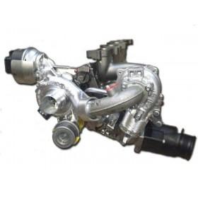 Turbo - AMAROK 2.0 Bi TDI, CSHA, 132 Kw - 179 PS