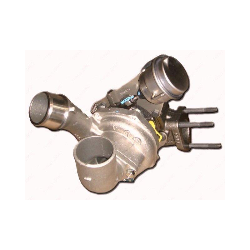 Turbo - H1/ STAREX 2.5 CRDi, D4CB, 125 Kw - 170 PS
