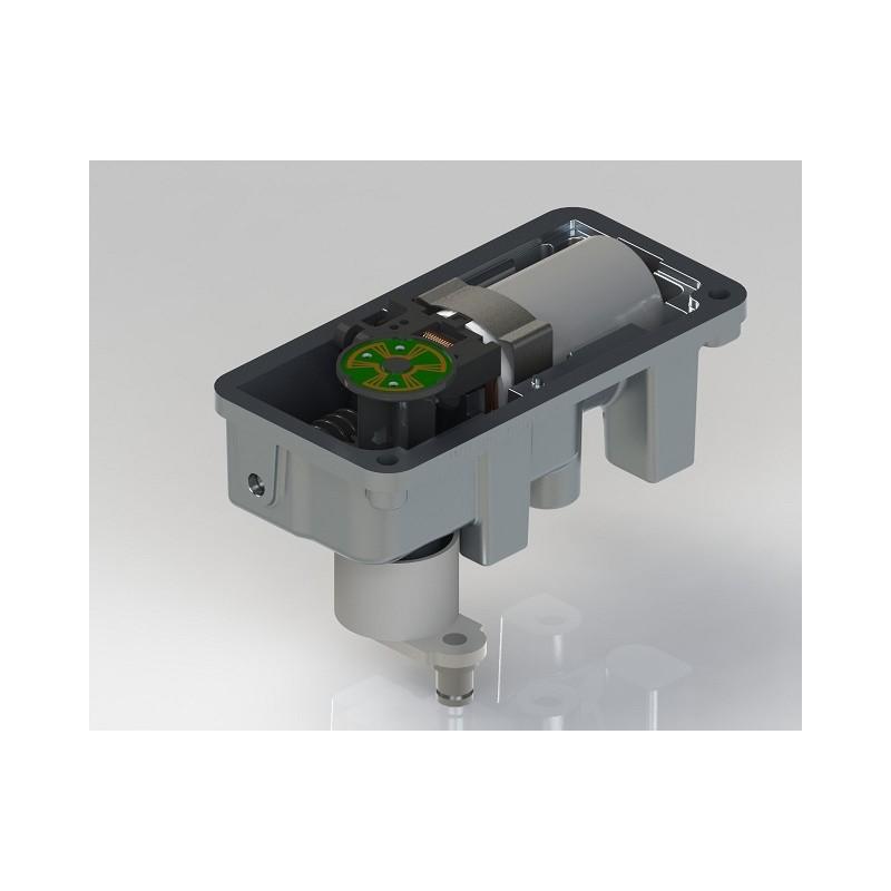Actuator / El. Ventil Turba (Prevodovka) G-02