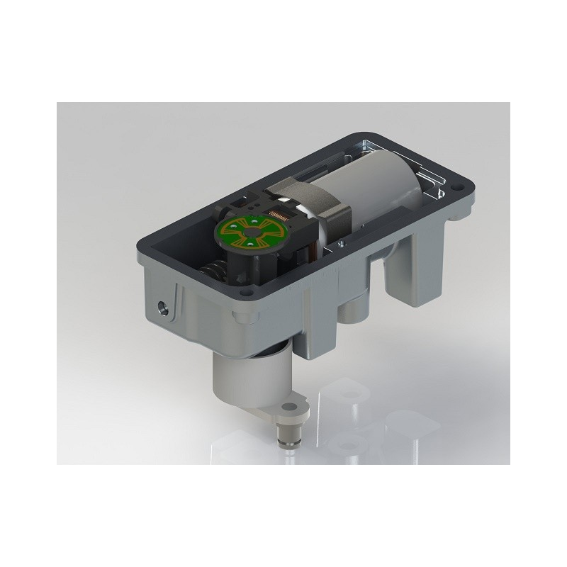 Actuator / El. Ventil Turba (Prevodovka) G-013