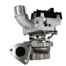 Turbo - Santa Fe III 2.0 CRDi, D4HB, 145 Kw - 197 PS