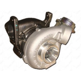 Turbo - M-Klasse 270 CDI (W163), OM612.963, 120Kw - 163PS