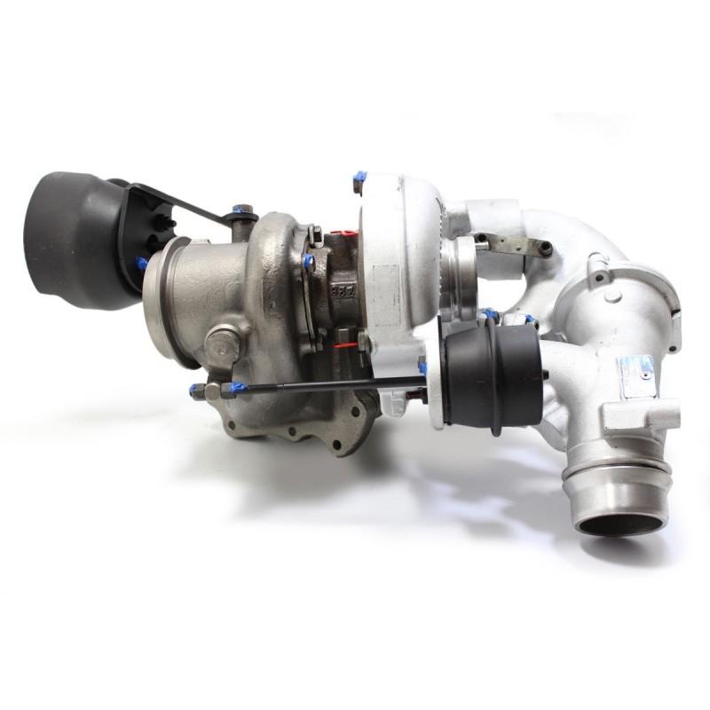 Turbo - E-Klasse 200 CDI (W212), OM 651.925, 100Kw - 136PS