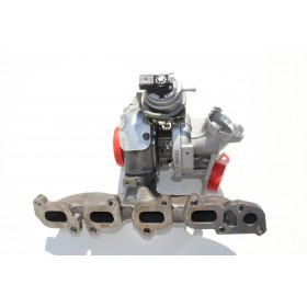 Repasované Turbo - 1.6TDI, 85Kw - 115PS, CXMA