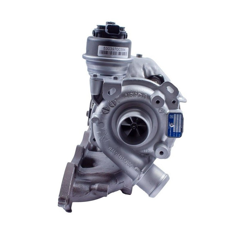 Repasované Turbo - 2.0 TDCi, HDi, - 100, 110, 132kW - 136, 150, 177HP