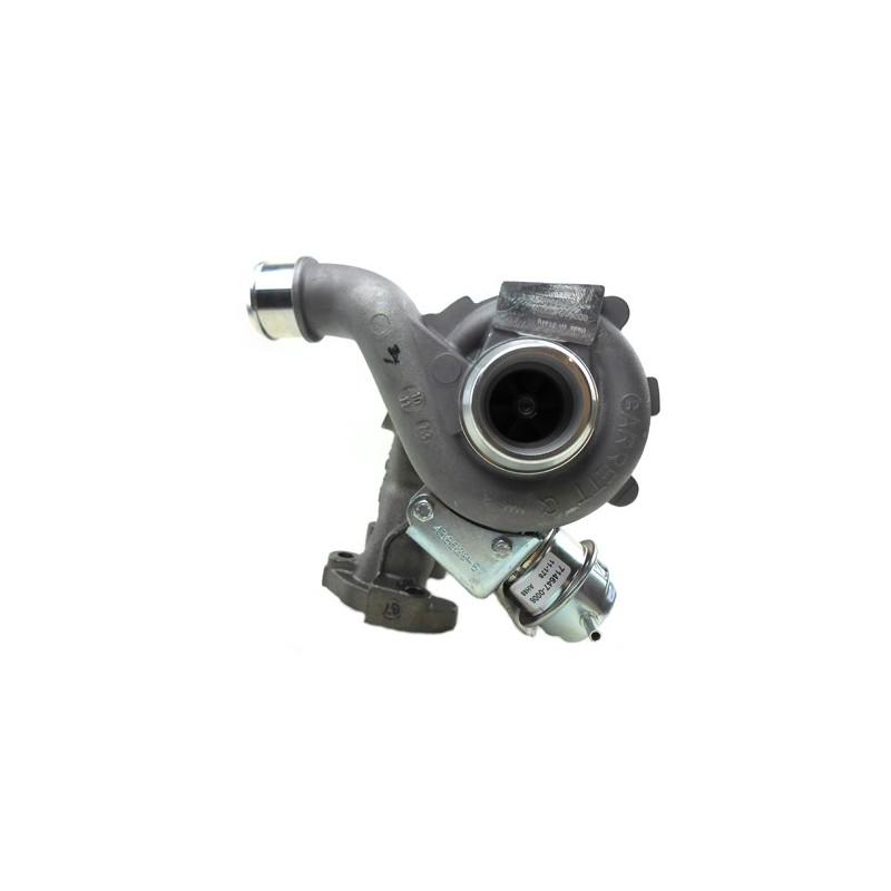 Repasované Turbo - 1.8 TDCi, 74, 85kW - 100, 115HP