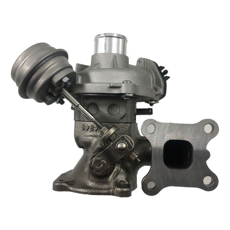 Repasované Turbo - 1.0 EcoBoost, 92KW - 125HP