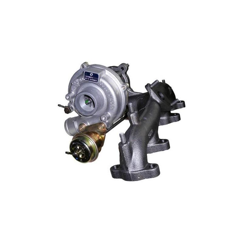 Repasované Turbo - 1.9 TDi, 66kW - 90HP, ANU