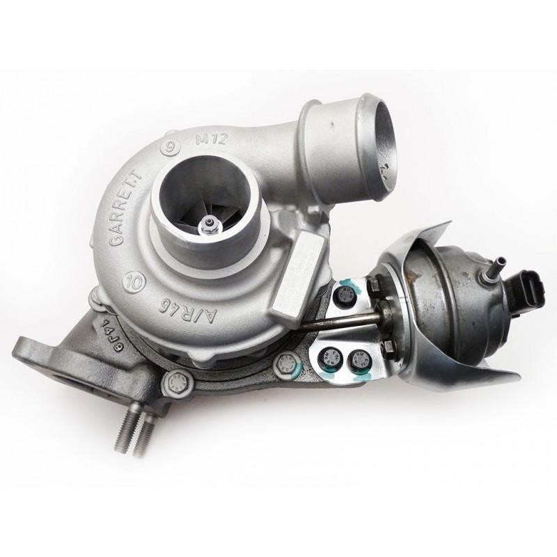 Repasované Turbo - 2.0 TDCi, 120kW - 163HP, DW10C