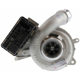 Repasované Turbo - 2.2 TDCi, 129KW-175HP, DW12B