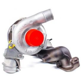 Repasované Turbo - 2.0 TDCi, 96kW - 130HP, EURO 3