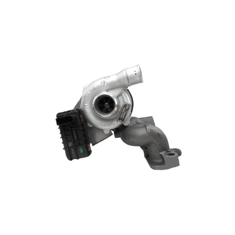 Repasované Turbo - 2.2 TDCi, 114KW - 155HP, EURO 4