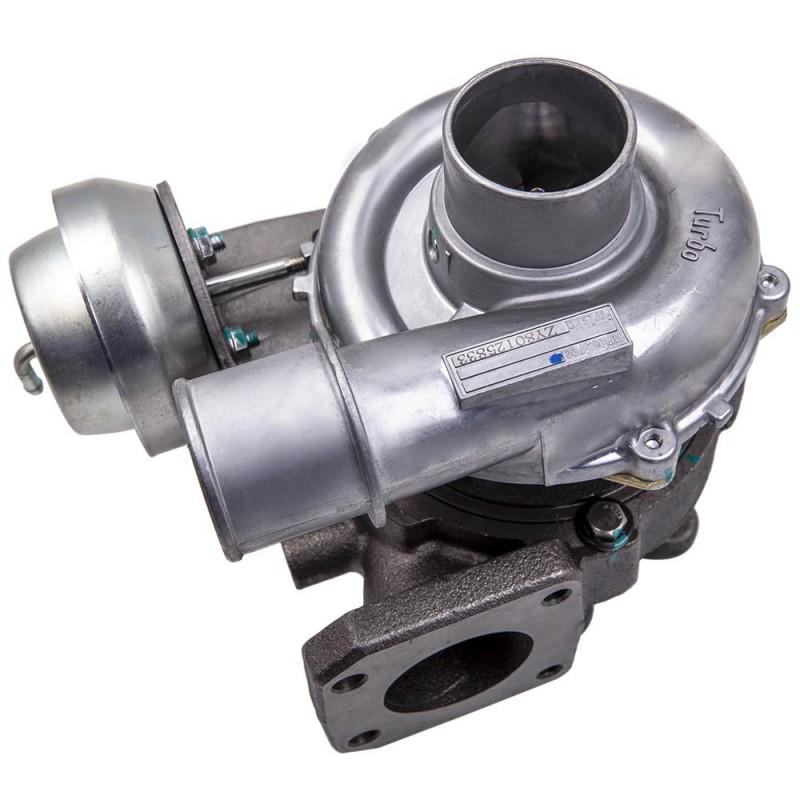 Repasované Turbo - 2.5 TDCi, 105KW - 140HP