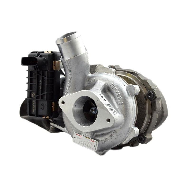 Repasované Turbo - 3.2 TDCi, 147kW - 200HP