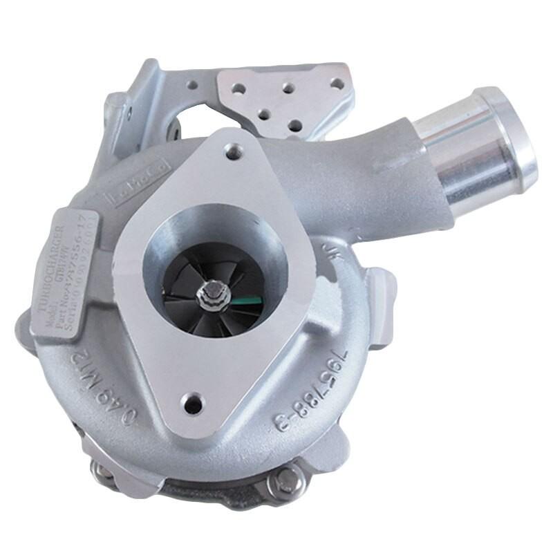 Repasované Turbo - 2.2 TDCi, 110KW - 150HP, EURO 5