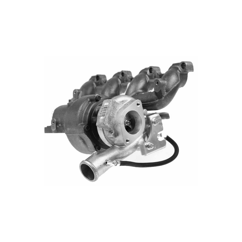 Repasované Turbo - 2.4 TDCi, 101KW - 137HP