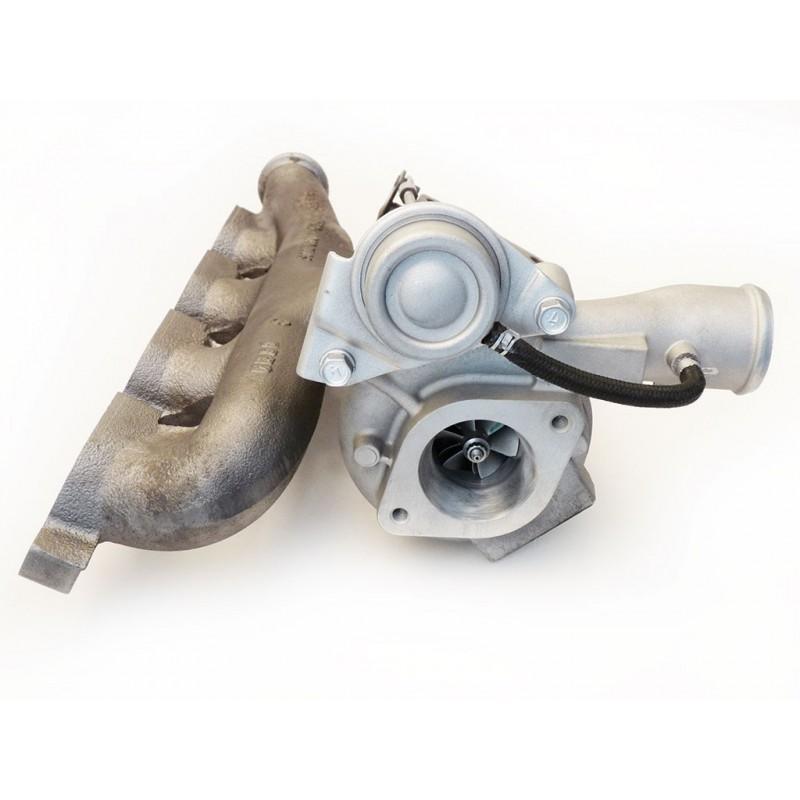 Repasované Turbo - 2.4 TDCi, 92KW - 125HP