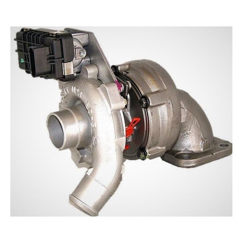 Repasované Turbo - 2.2 TDCi, 103KW - 140HP, EURO 4