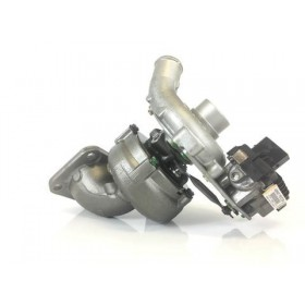 Repasované Turbo - 2.2 TDCi, 96KW - 130HP, EURO 4