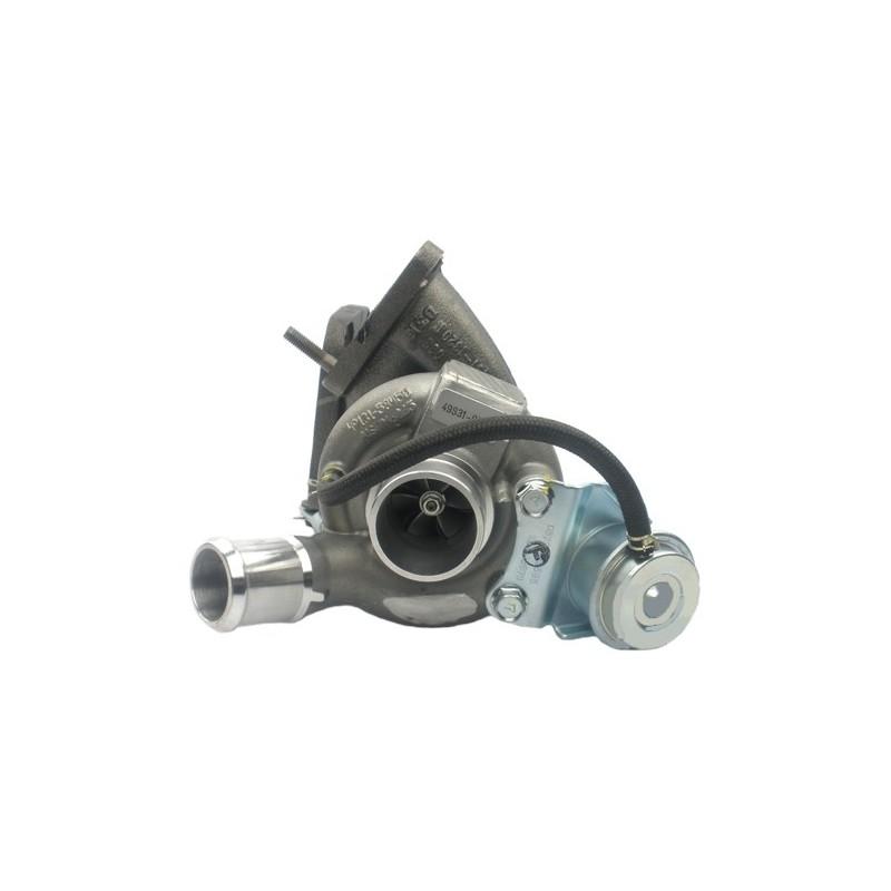Repasované Turbo - 2.4 TDCi, 74KW - 100HP