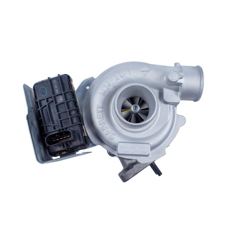Repasované Turbo - 2.8 CRD, 130kW - 177HP