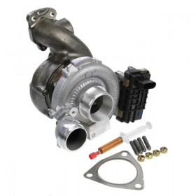 Turbo - M-Klasse 280 CDI (W164), OM 642.940, 140Kw - 190PS