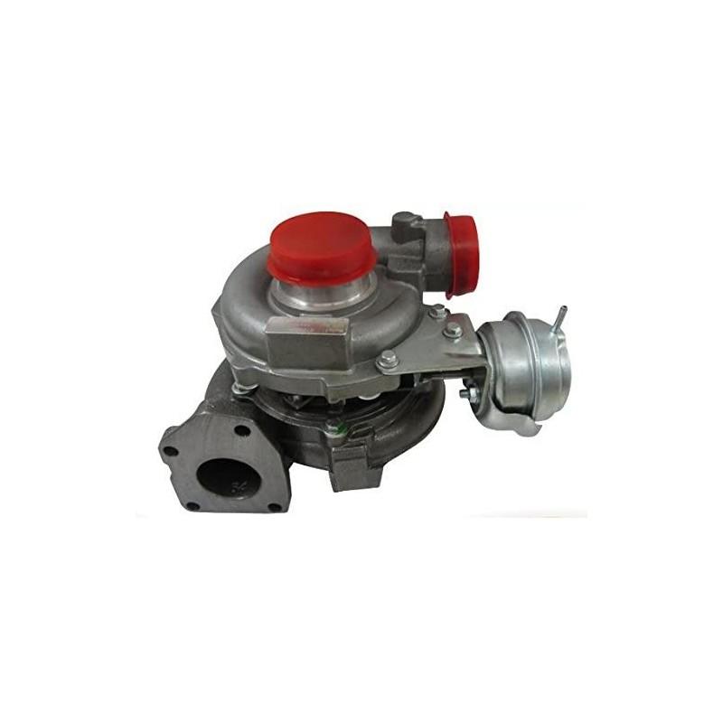 Repasované Turbo - 2.8 CRD, 110kW - 150HP