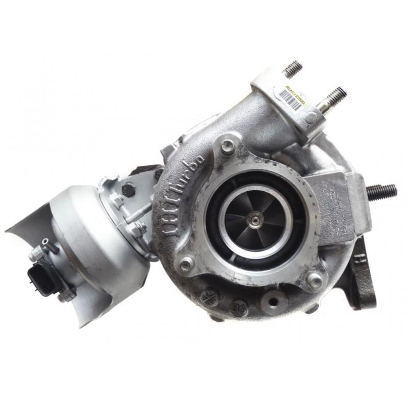 Repasované Turbo - 2.2 MZR-CD, 136KW - 185HP