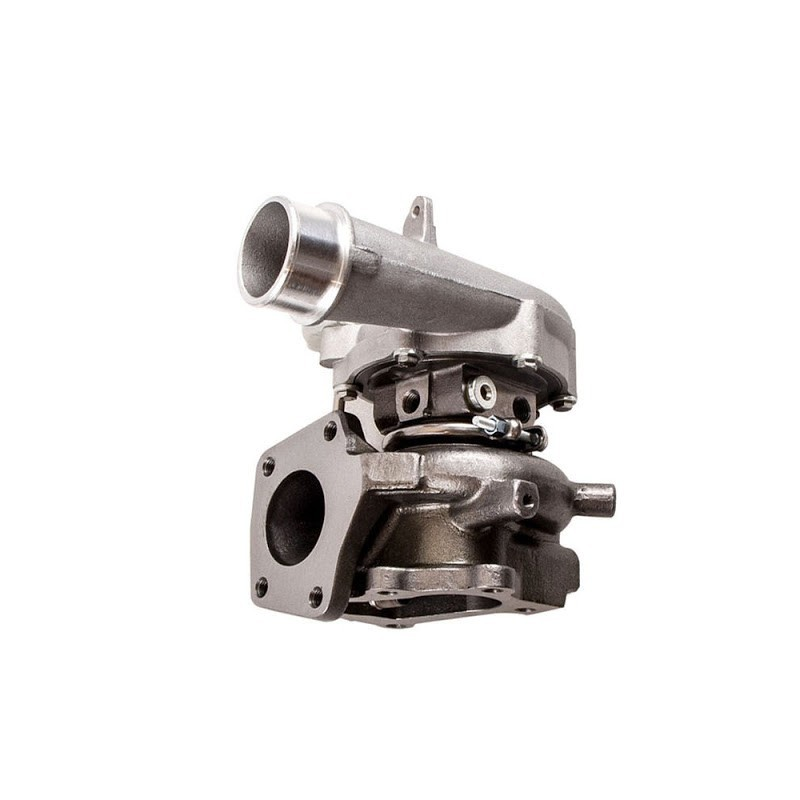 Repasované Turbo - 2.3 MZR DISI, 184/191KW - 250/260HP