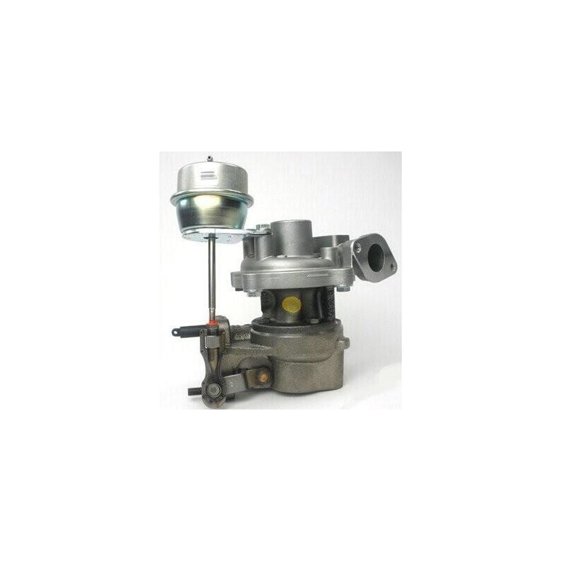 Repasované Turbo - 1.3 D, 55kW - 75HP