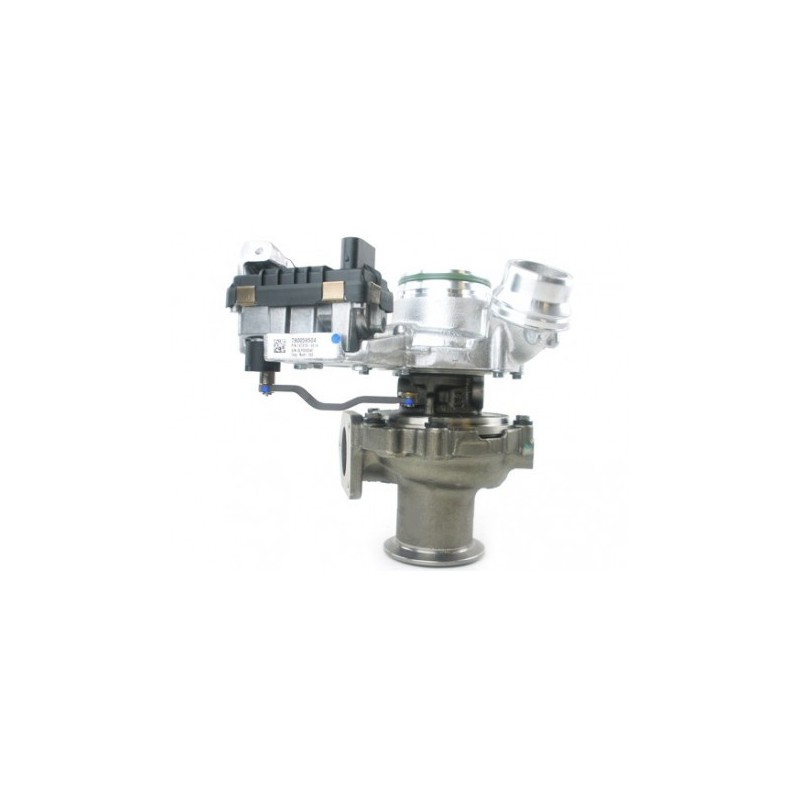 Turbo - 118 d 105 kW, N47D20A (Euro 4)